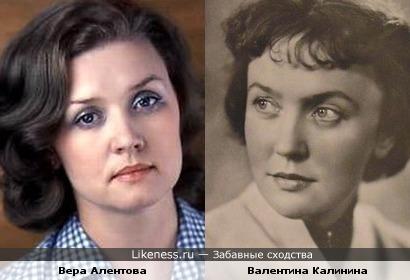 Актрисы советского кино (дубль 2)