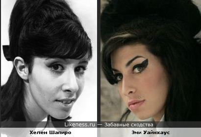 Две британские певицы с разницей в каких-то 50 лет