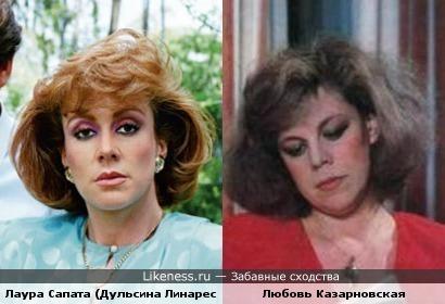 """Казарновская снималась в """"Дикой Розе""""?"""