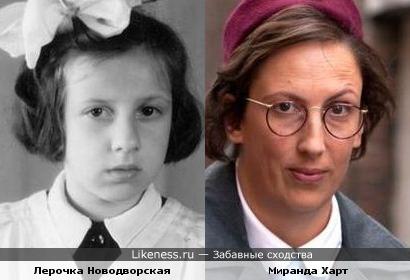 Из Новодворской могла бы вырасти прекрасная комедийная актриса
