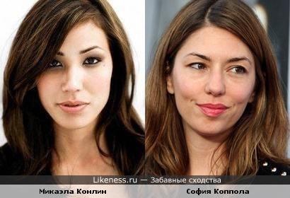 """Актриса из сериала """"Кости"""" похожа на Софию Коппола"""