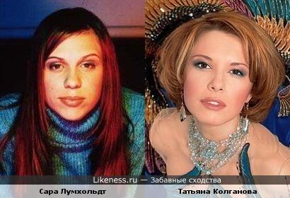 """Певица из """"A-Teens"""" напомнила Татьяну Колганову"""