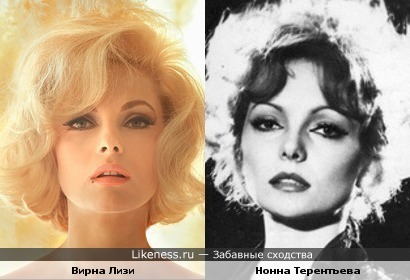 Потрясаящей красоты актрисы