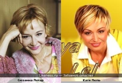 Актриса на фото напомнила Катю Лель