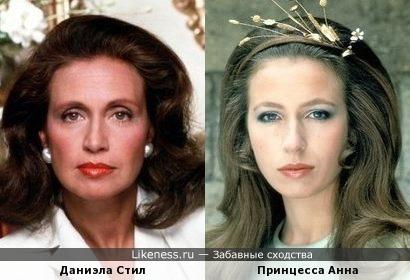 Королева женских романов и принцесса Анна