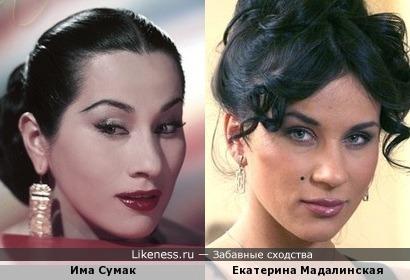 Уникальная оперная певица и российская актриса