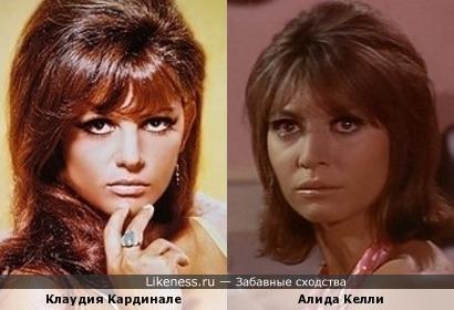 Итальянские актрисы похожи