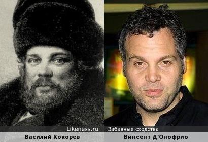 Русский предприниматель и меценат Винсент Д'Онофрио