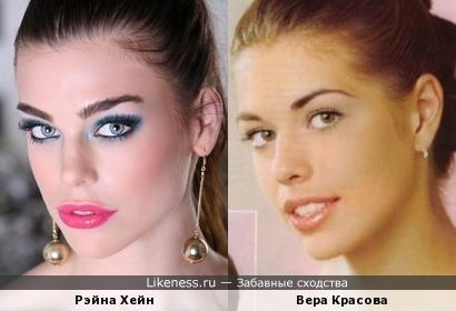 Красота по-американски и по-русски