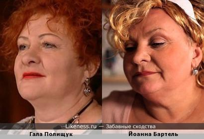 Польская актриса и участница двух битв экстрасенсов