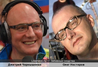 Дмитрий Чернышенко и Олег Нестеров