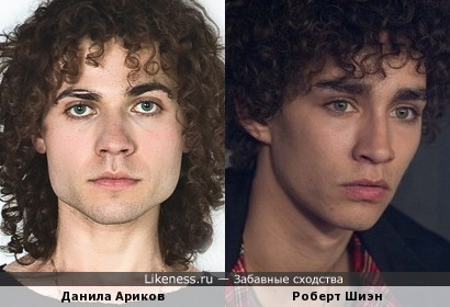 Данила Ариков и Роберт Шиэн