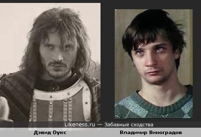 Дэвид Оукс в роли Боджиа похож на молодого Владимира Виноградова
