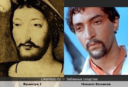 Персонаж картины Корнеля де Лиона напомнил Михаила Козакова