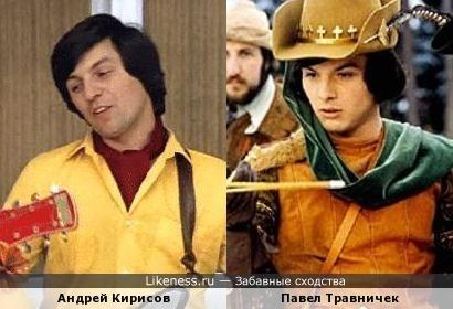 """Музыкант в """"Чародеях"""" всегда напоминал чешского """"принца"""""""