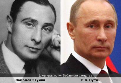 Лайонел Этуилл напомнил Путина