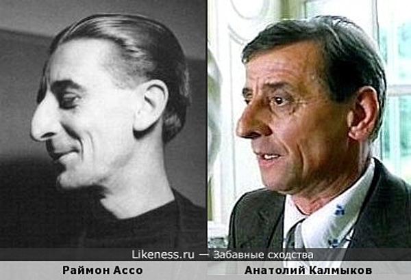 Раймон Ассо напомнил Анатолия Калмыкова