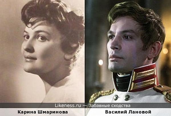 Карина Шмаринова напомнила Василия Ланового