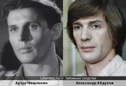 Артур Нишенкин напомнил Александра Абдулова