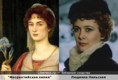 """""""Флорентийская лилия"""