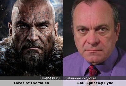 """Lords of the fallen"