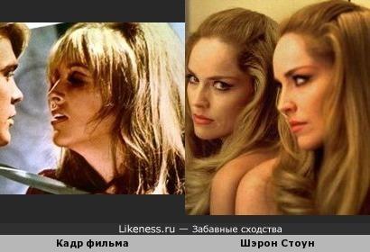 "Неопознанная актриса из фильма ""The Christine Jorgensen Story"