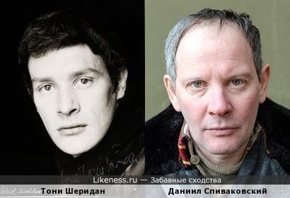 Тони Шеридан и Даниил Спиваковский