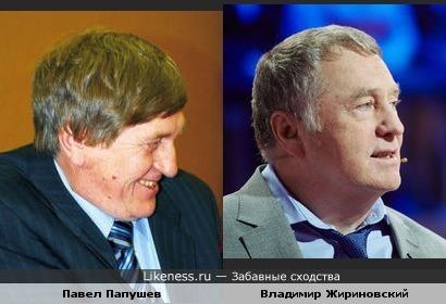 Павел Папушев напоминает Жириновского