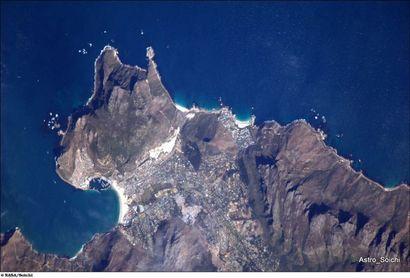 снимок с космоса
