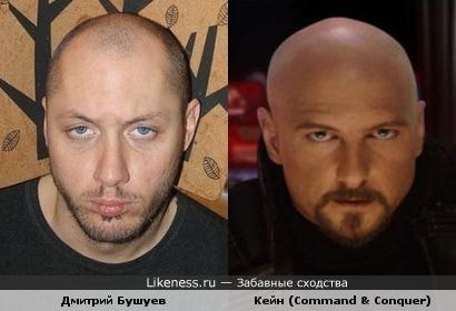 Командоры. Дмитрий Бушуев и лидер Братства Нод
