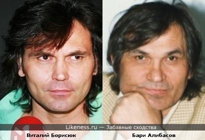 Муж Ольги Сумской похож на продюсера На-на
