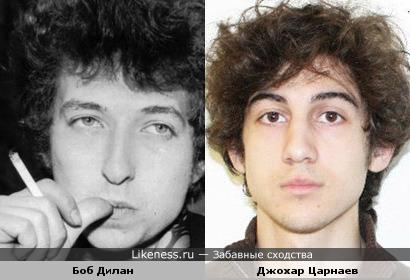 Боб Дилан и Джохар Царнаев