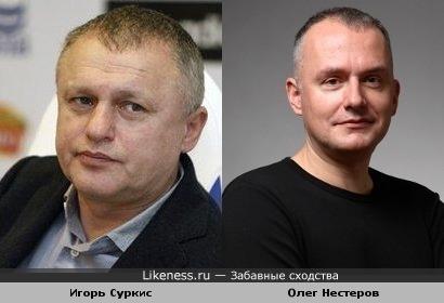 """Президент """"Динамо Киев"""" похож на певца"""