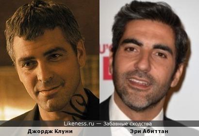Типичный Клуни