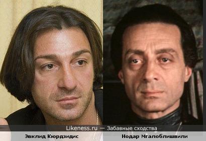 Кавказские мужчины не все похожи, только не в этом случае.