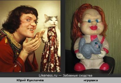 Юрий Куклачёв стоит 2рубля 75 копеек