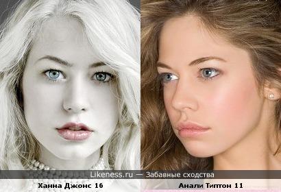 В который раз замечаю, что из сезона в сезон ТОПМОДЕЛЬ ПО АМЕРИКАНСКИ, модели похожи друг на друга.