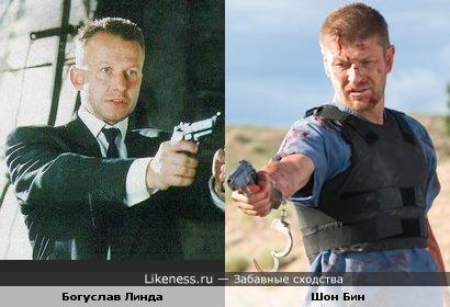 Временами я вижу в них сходство.