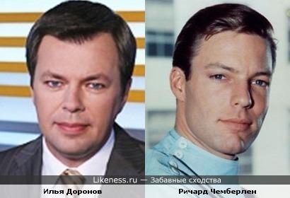 Илья Доронов напомнил Ричарда Чемберлена