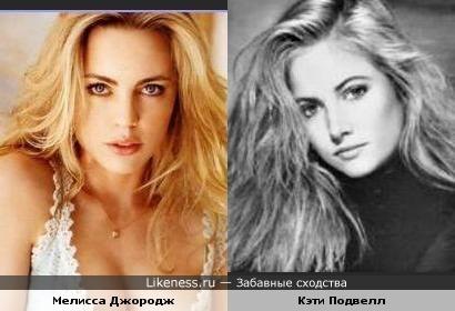 Похожие блондинки