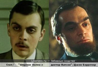 Усы бы вам, вылитый Володька Дрынкин, вылитый! Мне и с бородой красиво.