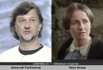 На этой фотографии взгляд Рыбникова напоминает взгяд Джейн Эйр.
