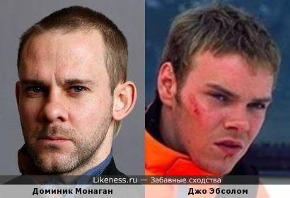 Похожие актёры