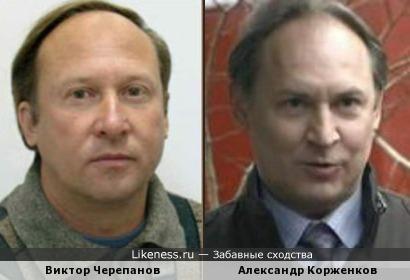 В сериале про Катю Пушкарёву снимались два очень похожих актёра