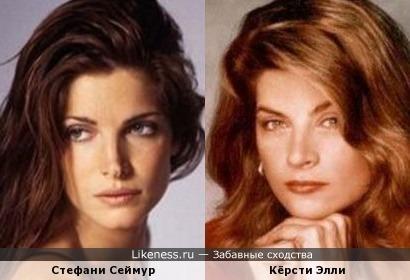 Модель и актриса