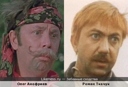 Анофриев и Ткачук