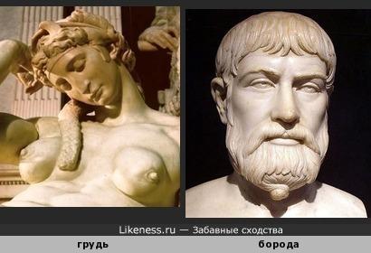 О чём думал скульптор, ваявший Софокла?
