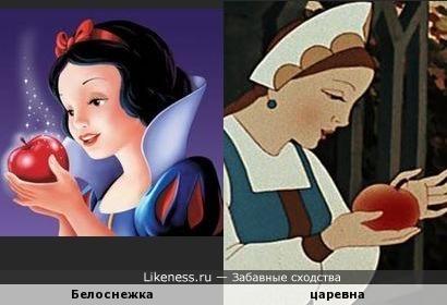 А Пушкин у кого слямзил? Подозреваю, что у Шарля Перро Спящую красавицу.