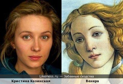 Рождение актрисы