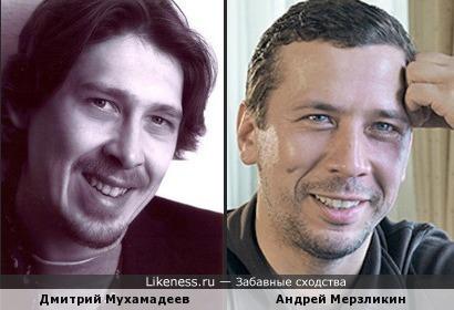Мухамадеев и Мерзликин